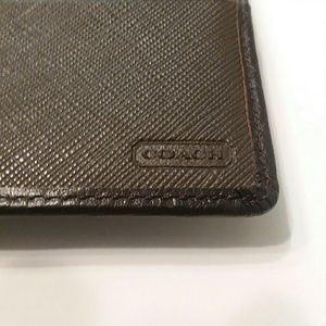 Coach Bags - Coach classic brown pattern wallet